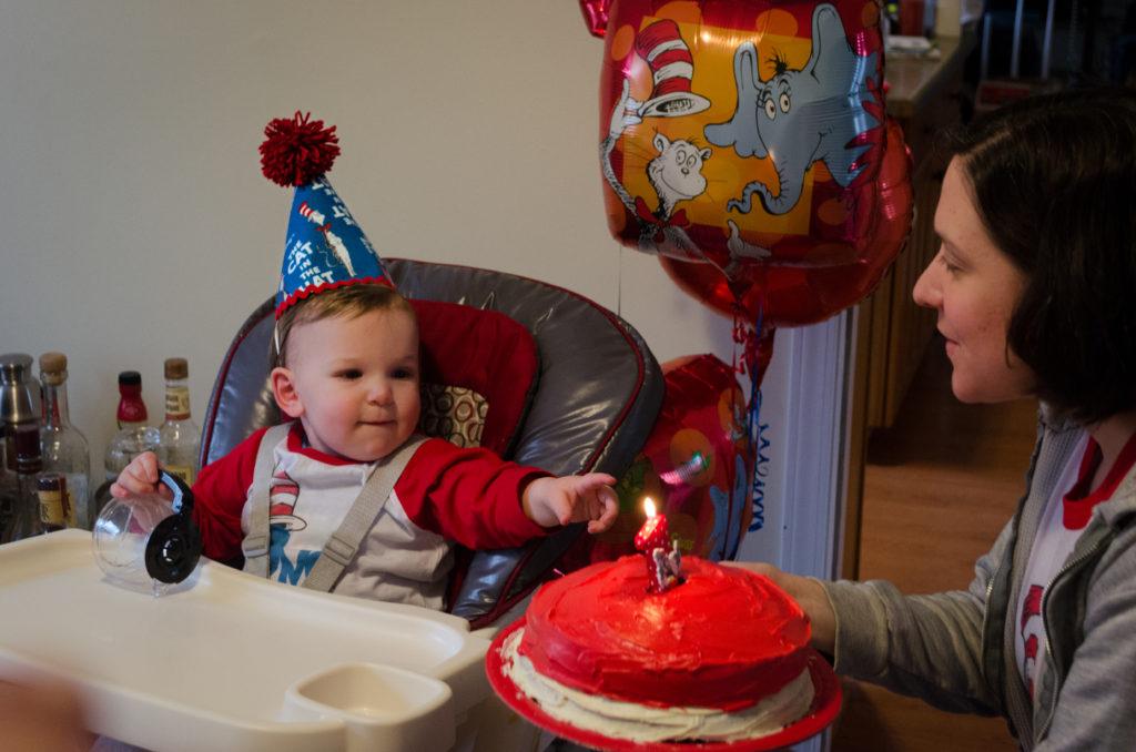 First Birthday 02