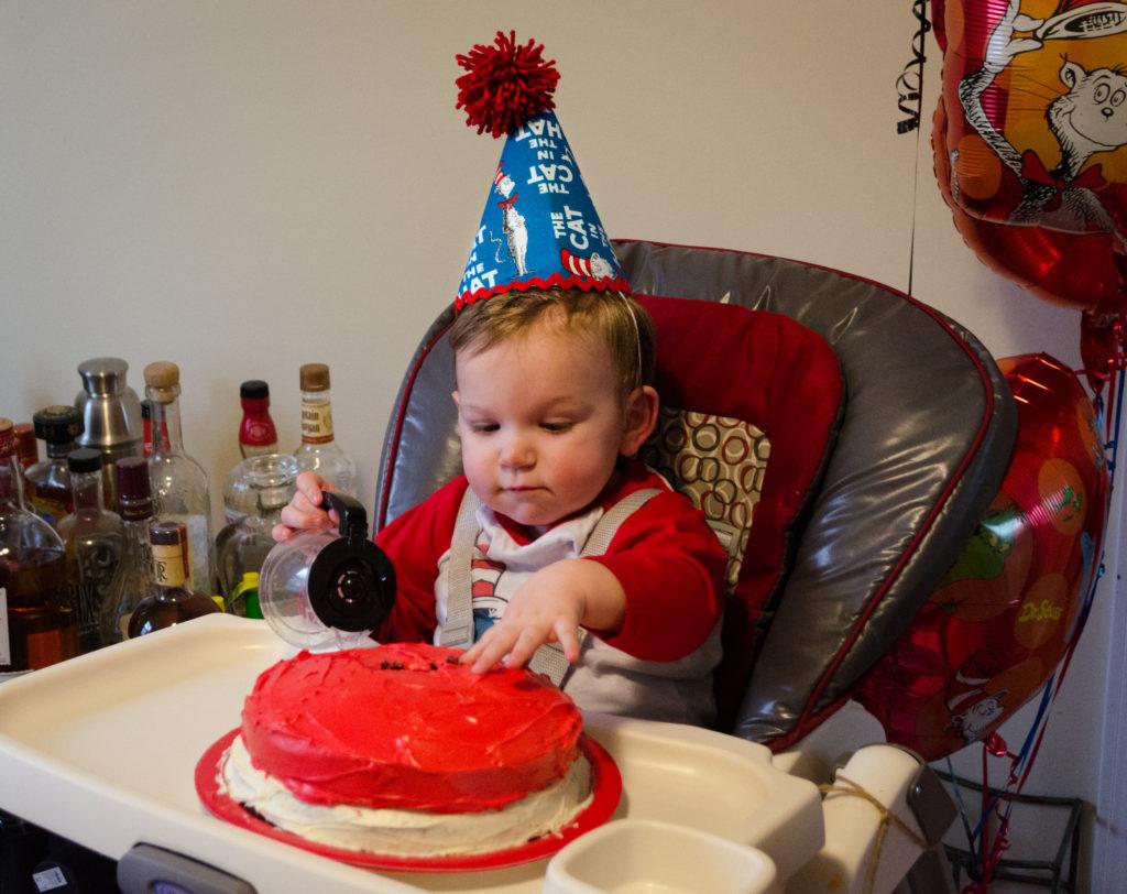 First Birthday 03