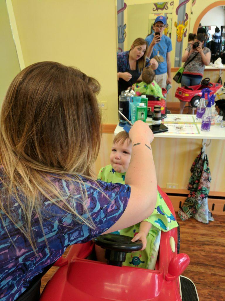 Haircut 07
