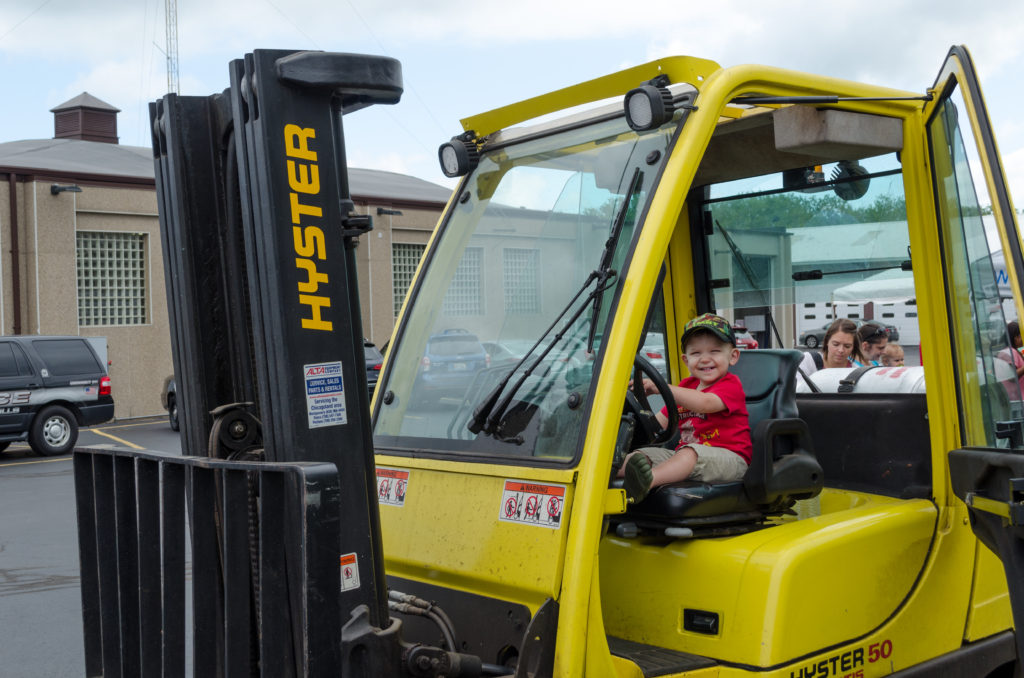 Touch a Truck 9