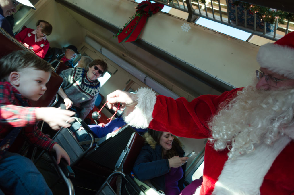 Train Ride With Santa 09