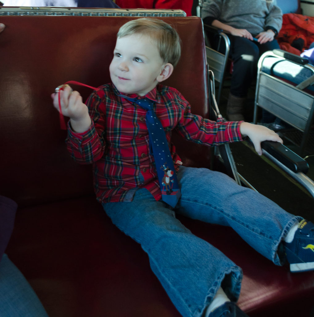 Train Ride With Santa 10
