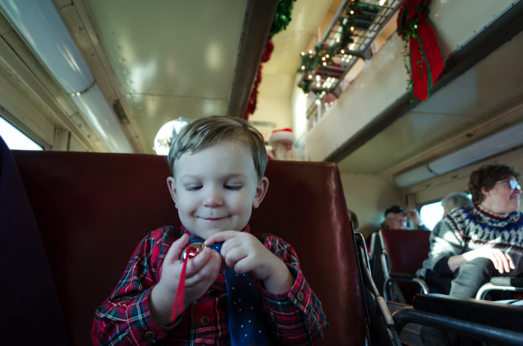 Train Ride With Santa 12