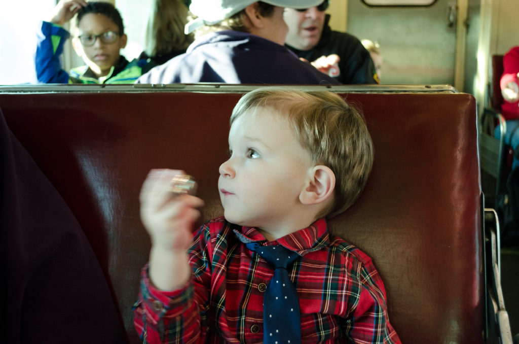 Train Ride With Santa 14